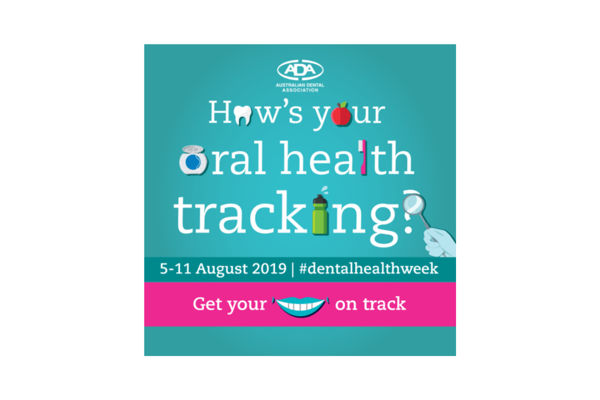 How is your oral health tracking?