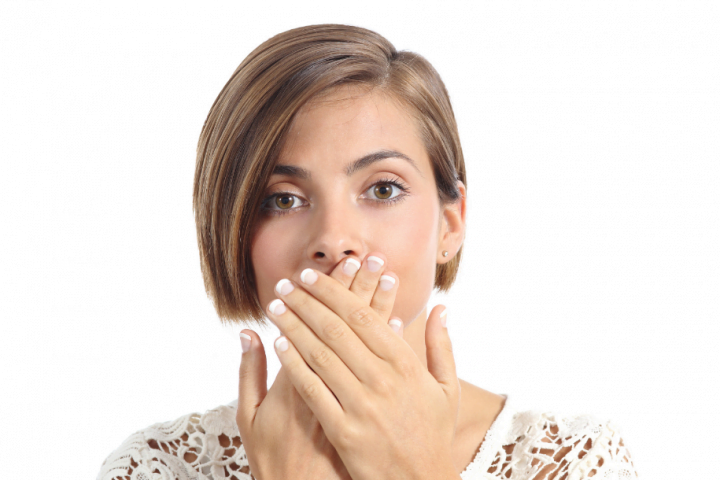 bad breath - what to do